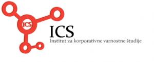 Logotip Inštitut za korporativne varnostne študije