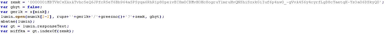 Algoritem za odmaskiranje kode
