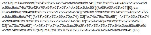 Zakrita podtaknjena koda